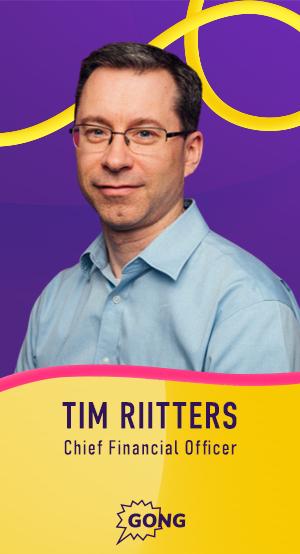 Tim Riitters – Q4