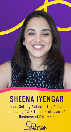 Sheena Iyengar