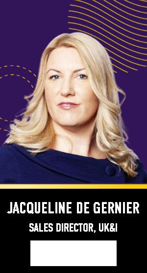 Jacqueline De Gernier – Twilio