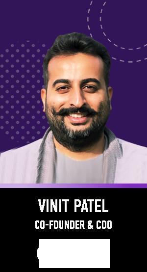 Vinit Patel – Filtered